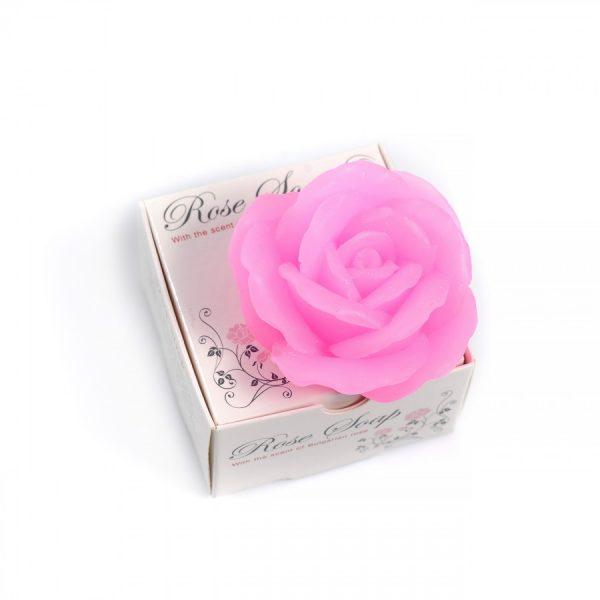 Сапун с аромат на българска роза