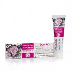 Хомеопатична паста за зъби с розова вода