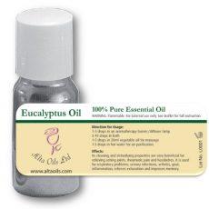 масло от евкалипт