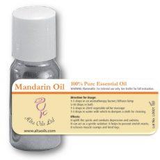 мандариново масло