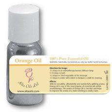 масло от портокал